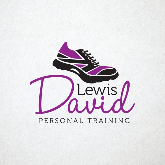 LewisDavid PT logo design graphic design Newcastle NSW